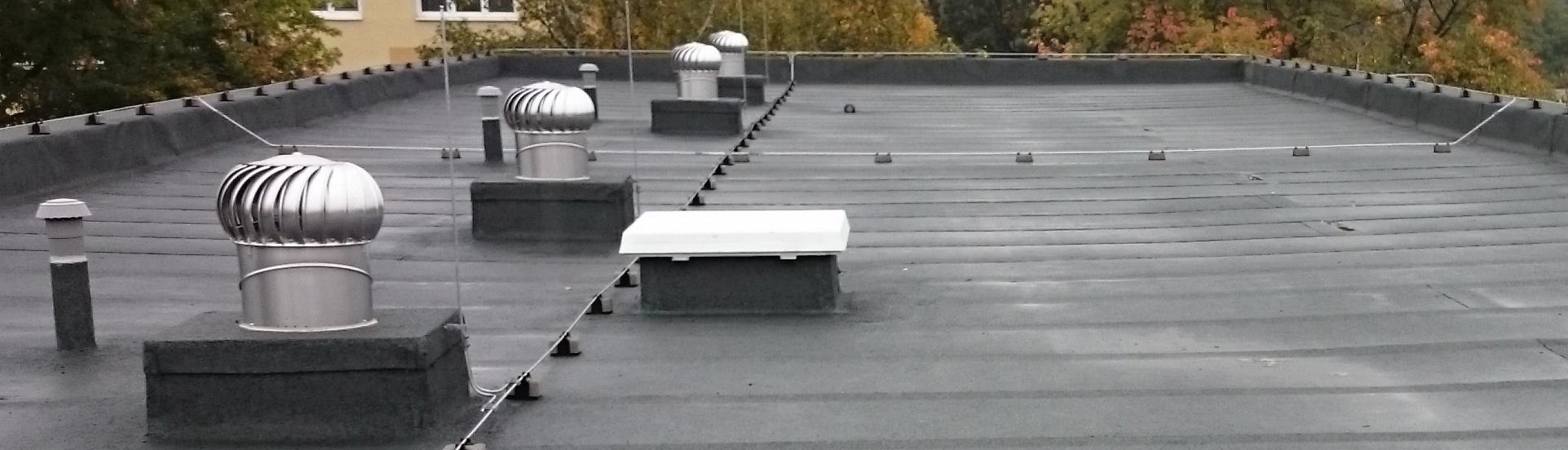 TEJKL, s.r.o. - rekonstrukce plochých střech